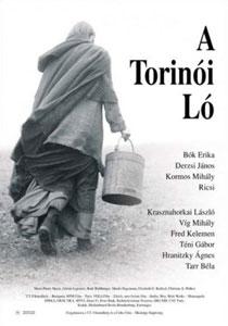 Poster original de The Turin Horse