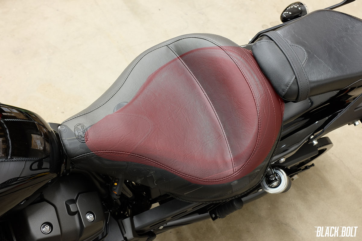 Yamaha Bolt Accessories