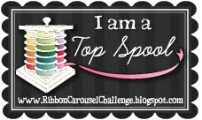 I'm a Top Spool at Ribbon Carousel!