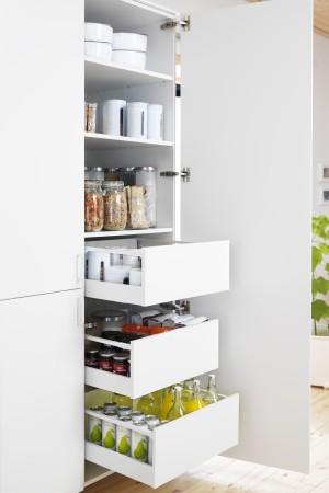 Fru rønningen: nytt kjøkkensystem fra ikea!
