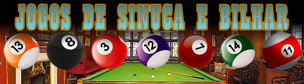Jogos de Sinuca e Bilhar
