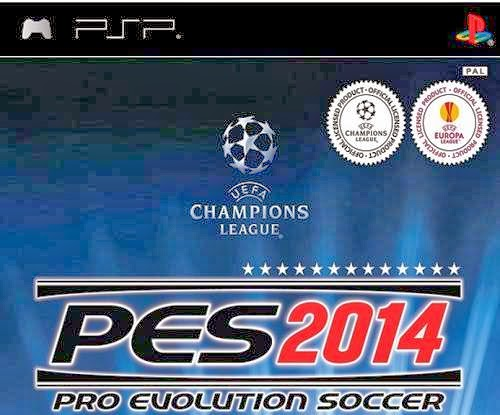 Download Pro Evolution Soccer 2014 PSP