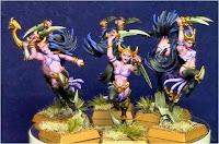 Elfas Brujas de los Elfos Oscuros