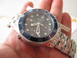 OMEGA SEAMASTER PROFESSIONAL CHRONOMETER - DIVER 300m CHRONOGRAPH - AUTOMATIC