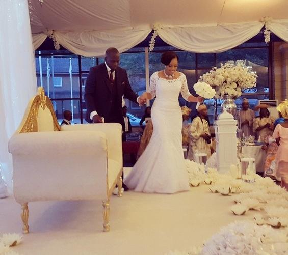 pastor ea adeboye attends pastor ashimolowos son wedding