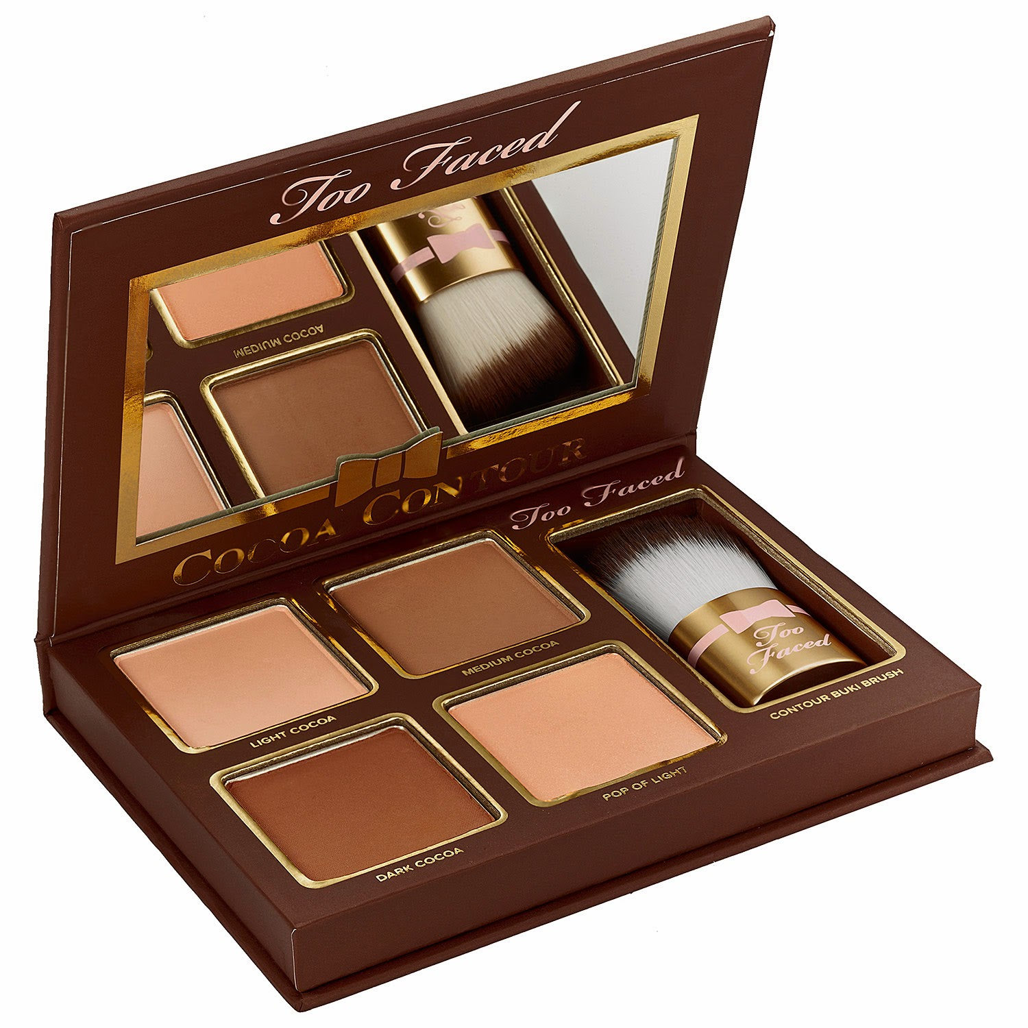 the polish jinx too faced cocoa contour palette. Black Bedroom Furniture Sets. Home Design Ideas