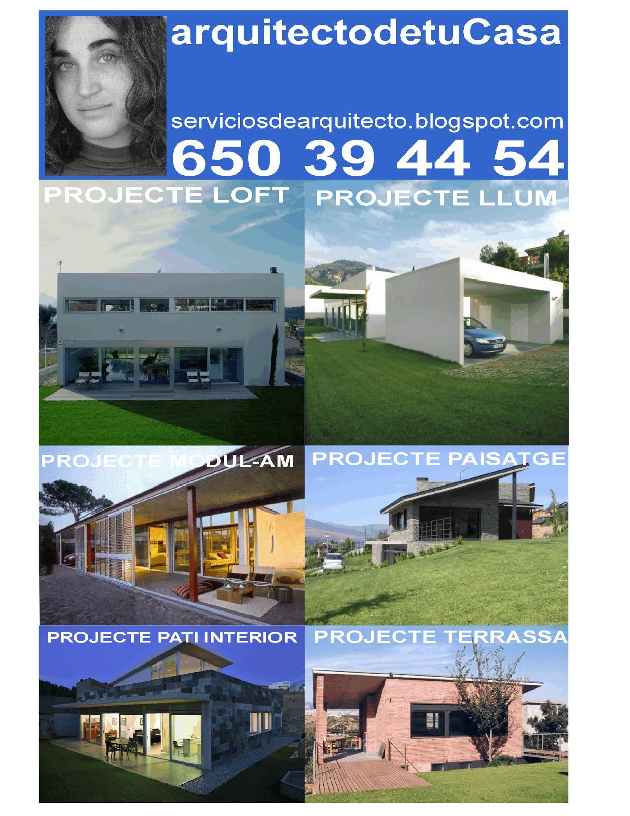 Arquitecto habitatgesautor - Arquitectos terrassa ...