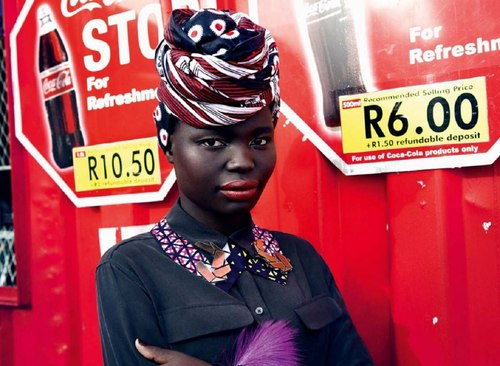 Ayor Makur Chuot Marie claire south Africa ciaafrique