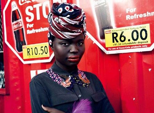 Ayor Makur Chuot Marie claire south Africa ciaafrique