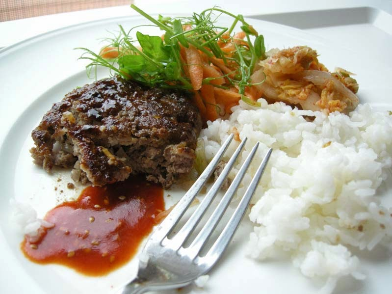 Kimchi Teller