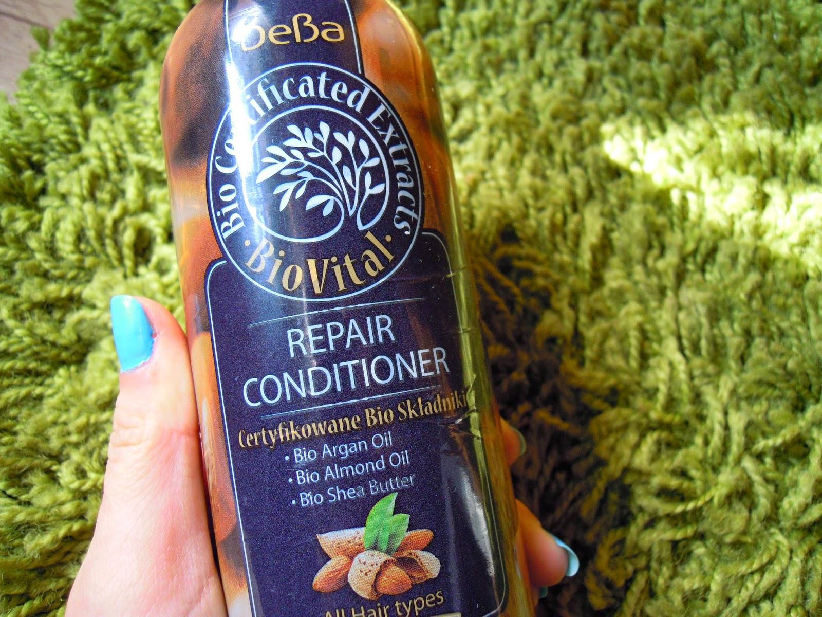Rubella Beauty AG, DeBa BIO Vital, Repair Conditioner - Czy rzeczywiście warto na nią polować?