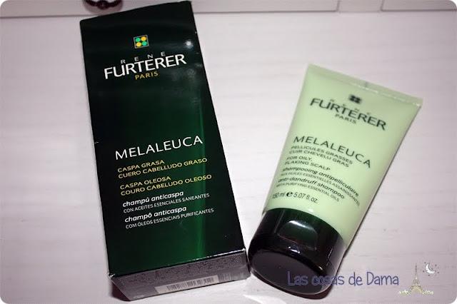 Champú Melaleuca de René Furterer