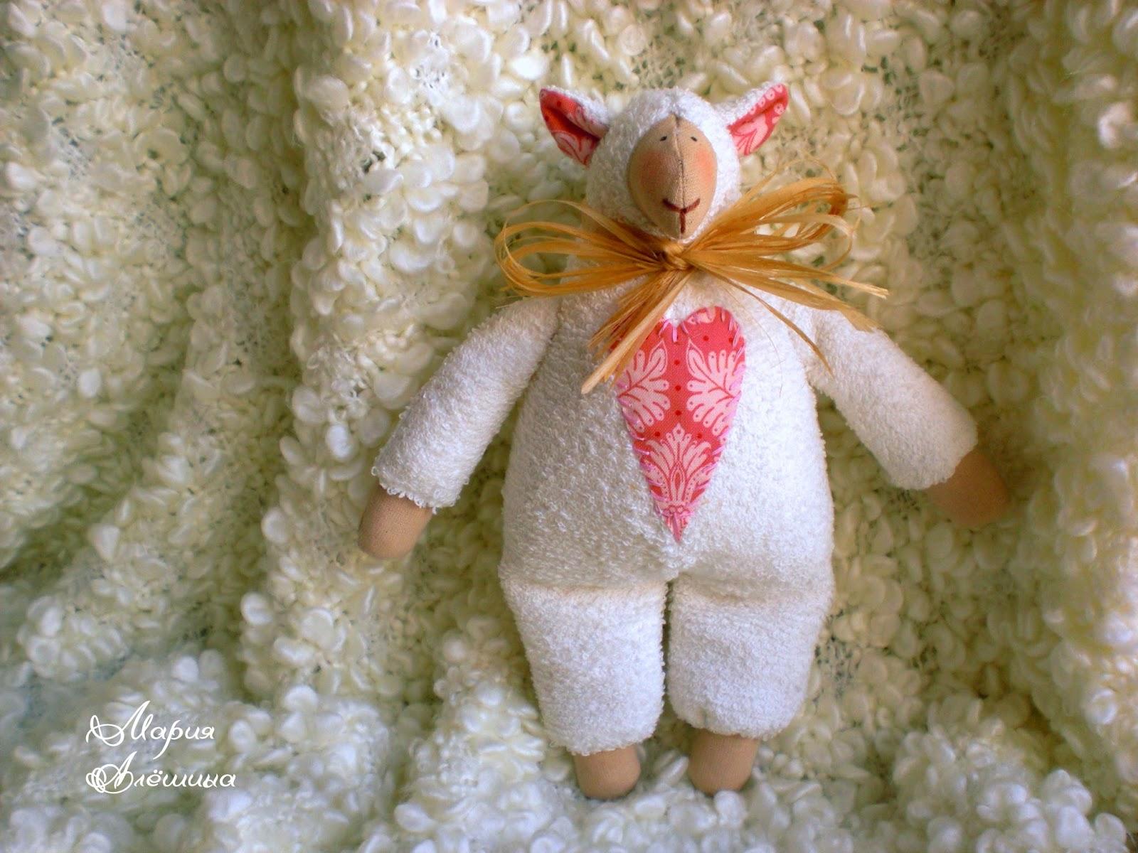 тильда овечка