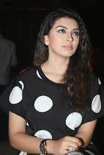 Actress Hansika Motwani Pictures at Audi Ritz Icon Awards 2013 0005