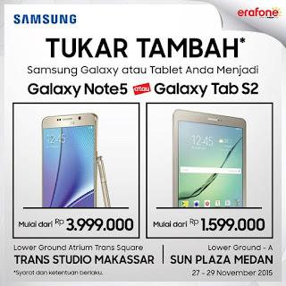 Tukar Tambah Samsung Galaxy