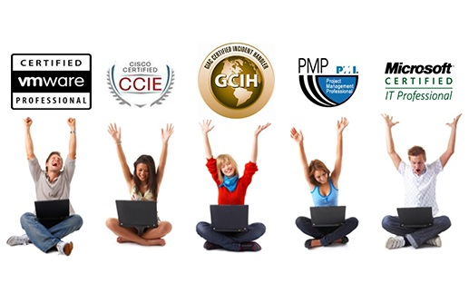 top highest paying IT Certifications for Professionals 2014-2015