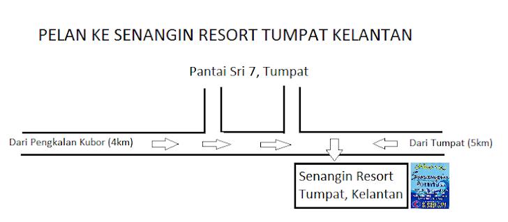 Pelan ke Senangin Resort