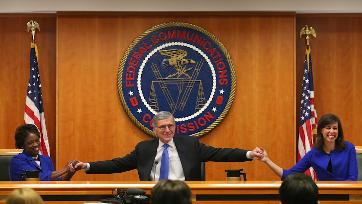 FCC votes to Protect the Internet
