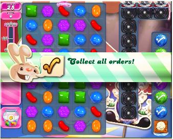 Candy And Crush: Candy Crush Saga Level 1385