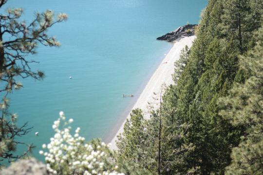Lake Pend Oreille Sandpoint Idaho
