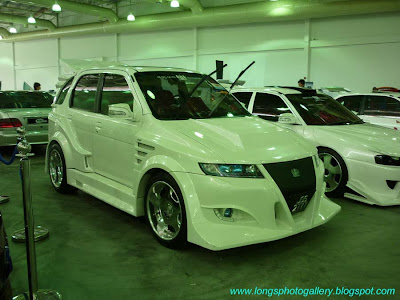 Widebody Kembara Audio Car