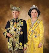 Yang di-Pertuan Agong & Raja Permaisuri Agong XIV