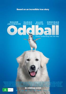 Oddball Poster