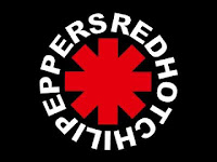 Red Hot Chili Peppers Logo from Bobby Owsinski's Music 3.0 blog