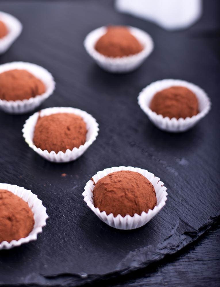 domowe czekoladki, domowe pralinki