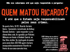 Quem matou o Ricardo?
