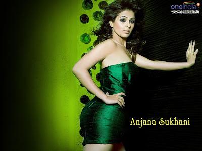 Anjana Sukhani green view image