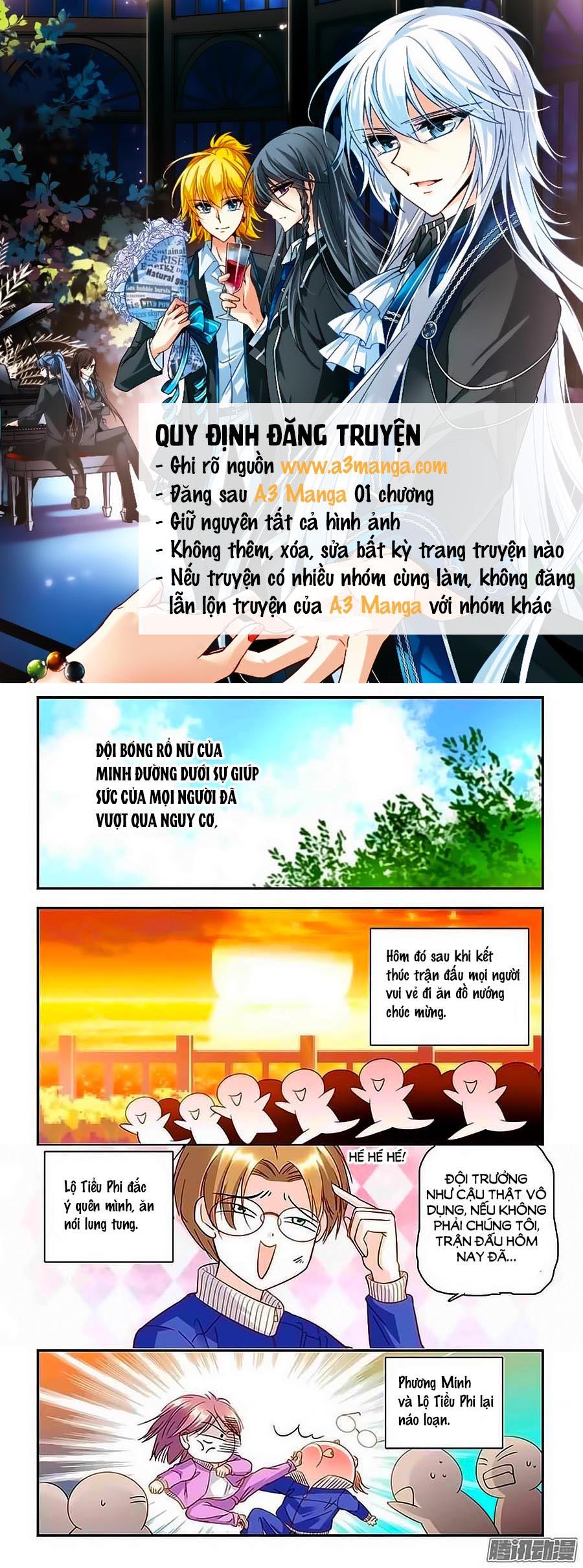 Thanh Ninh Chi Hạ – Chap 29
