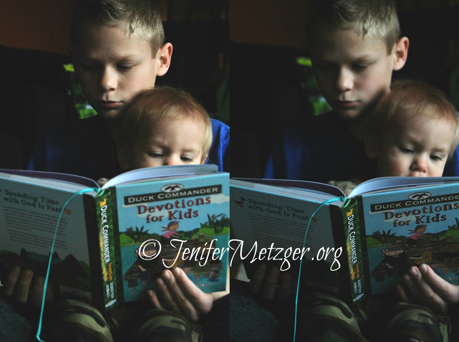 Duck Commander Devotions for Kids. #duckdynasty #duckcommander #kids #devotions #parenting