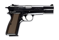 Browning Hi Power 9mm 13 Rounds