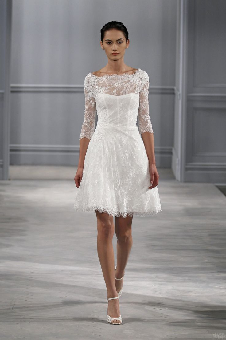 Wedding Dresses Cold Climates Simple Short Wedding Dresses With