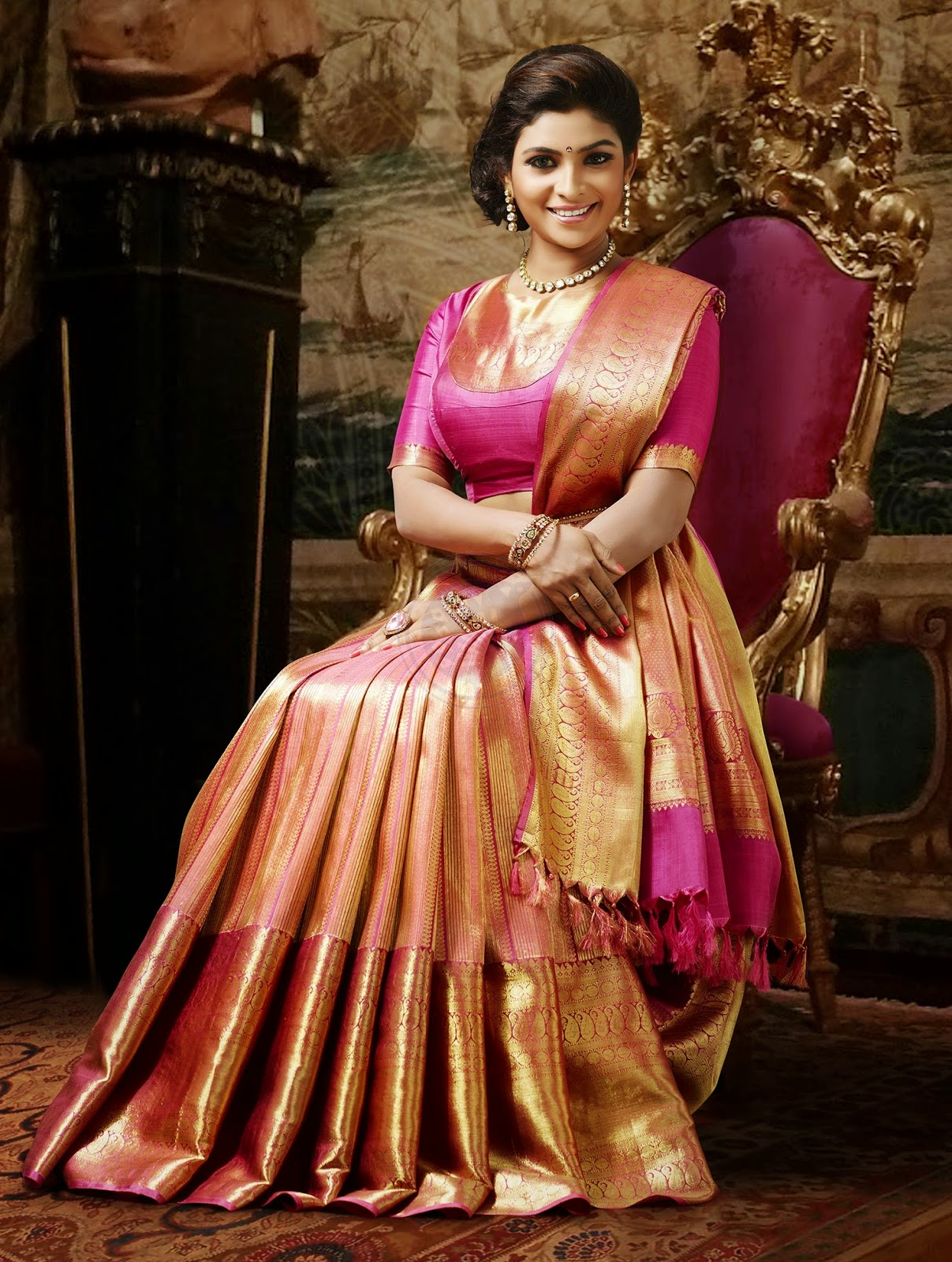 Sale News And Shopping Details Chennai Silks Bridal Silk