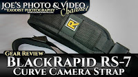BlackRapid RS-7 Curve Camera Strap | Gear Review
