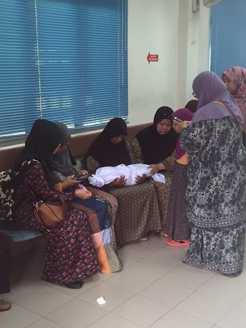 Bayi 4 Bulan Meninggal Di Taska, Bapa Mahu Keadilan