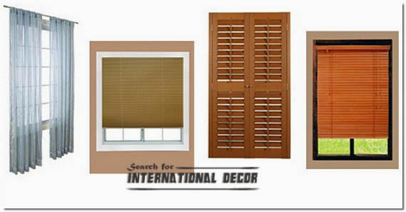 Window blinds best ideas of window coverings Types of blinds