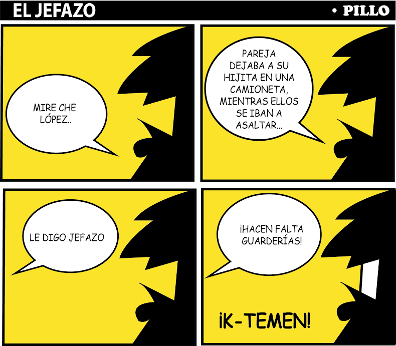 el jefazo