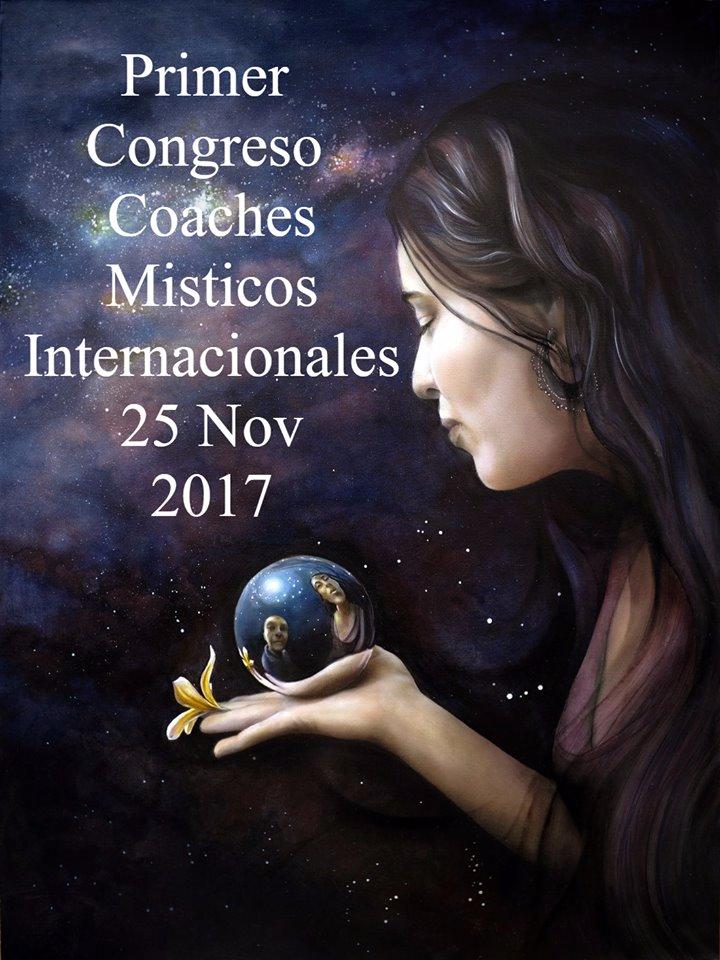 PRIMER CONGRESO INTERNACIONA DE COACHES MISTICOS