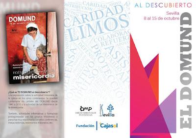 Exposición, conferencias, mesas redondas con testimonios de misioneros españoles con motivo del Domund 2015