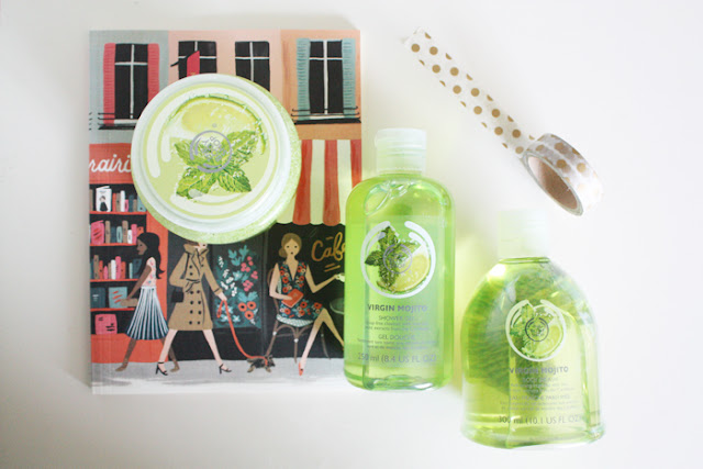 The Virgin Mojito Collection x The Body Shop