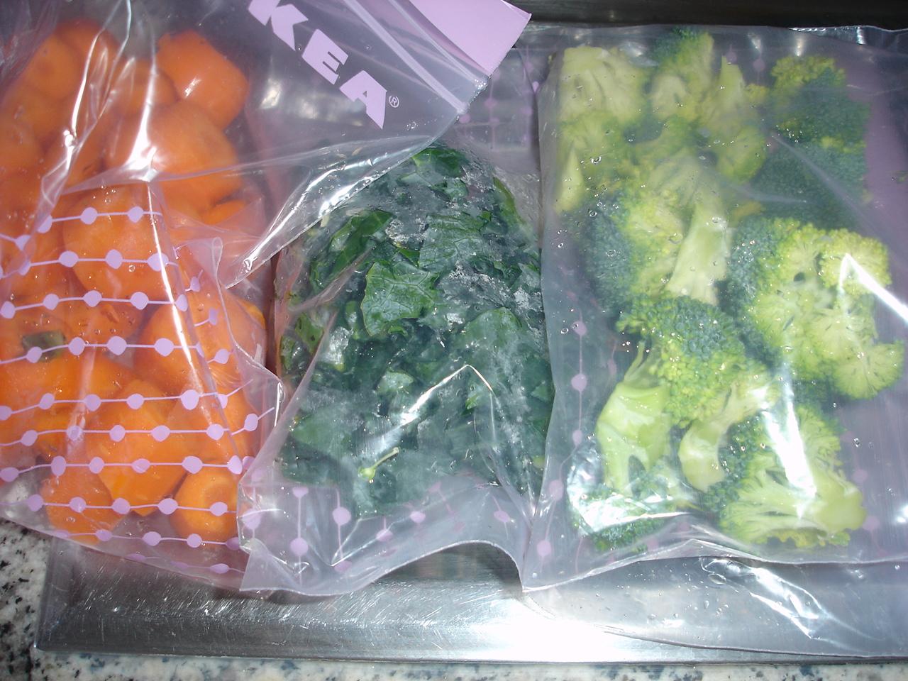 Заморозка овощей на зиму в домашних условиях 59
