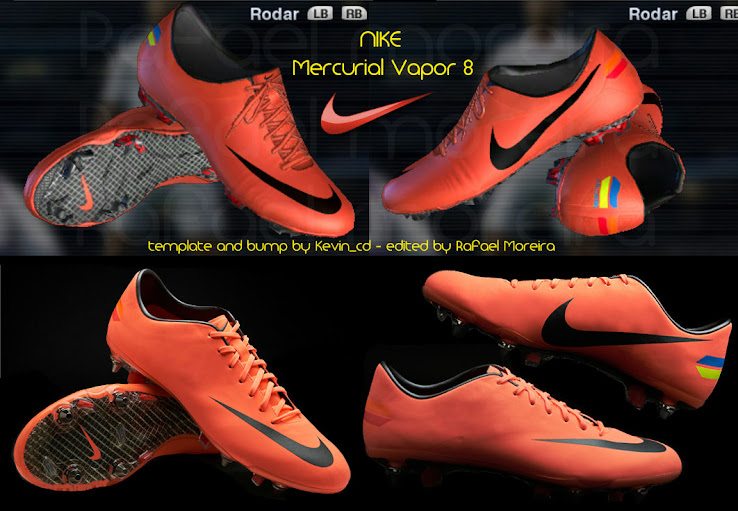 PES 2012 Mercurial Vapor VIII by Rafael Moreira