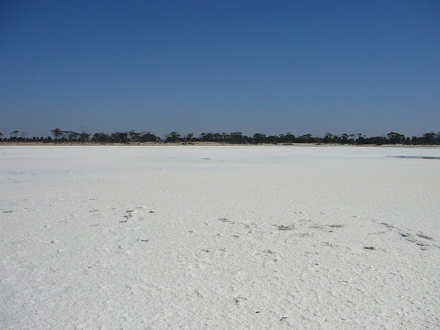 Hyden Salt Lake Western Australia