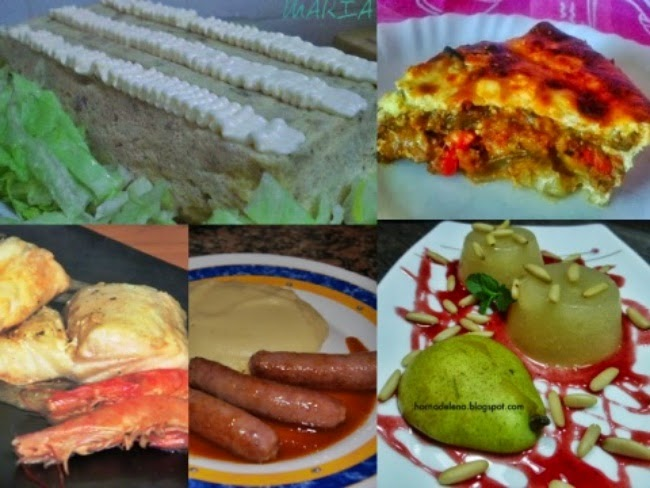 Menú Especial Sábado Sin Gluten