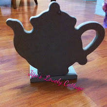 Teapot Tissue Holder - RM28