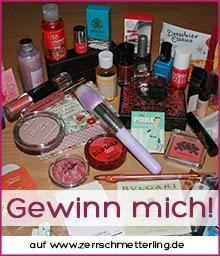 Gewinne ein riesiges Kosmetikpaket
