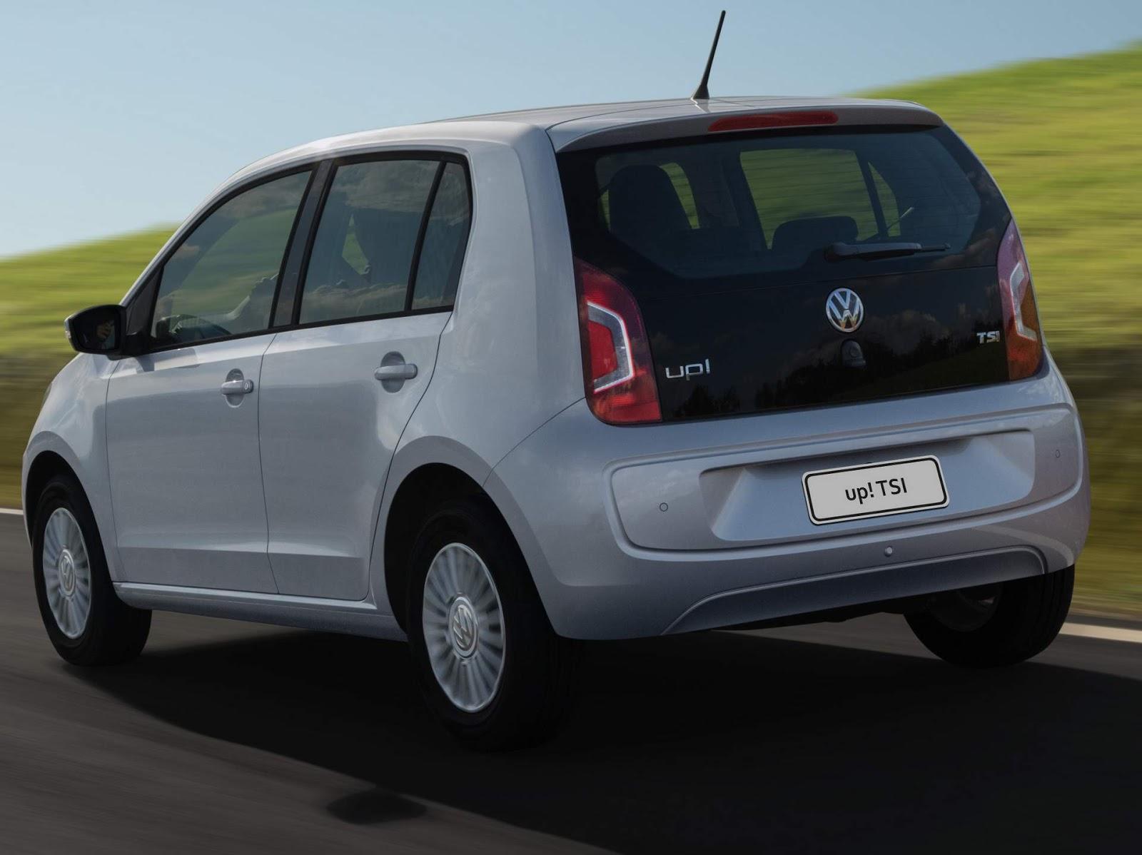 Volkswagen Up! TSI Turbo - preço